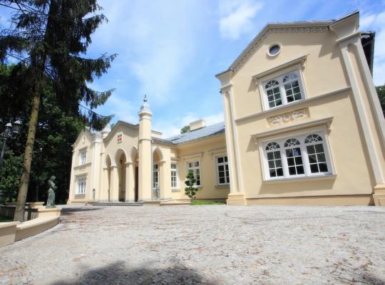 Képek: Hotel Dwór Sójki