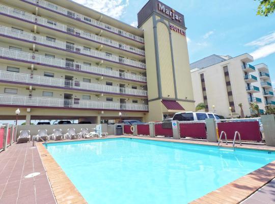 Фотографии гостиницы: Marjac Suites Virginia Beach Oceanfront