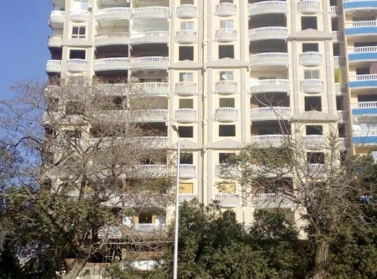 Хотел снимки: Spacious apartment with Nile view