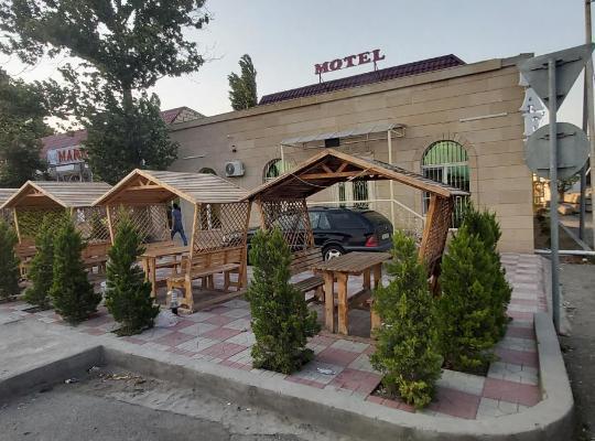 Фотографії готелю: Motel ipek yolu Goygol
