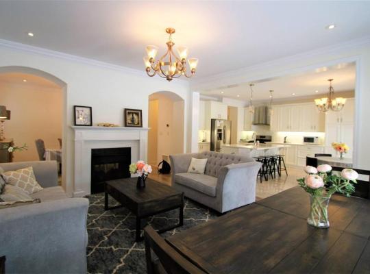 Foto dell'hotel: Brand-new Prestigious 3 Bd 2.5Bth house in North-East Oakville