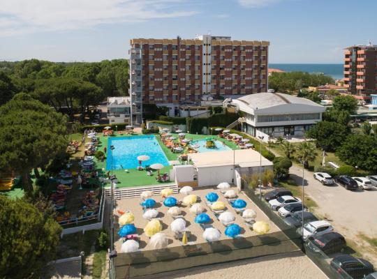 酒店照片: Color Punta Nord Village - Rimini