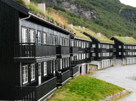 Hotel fotografií: Røldalsterrassen