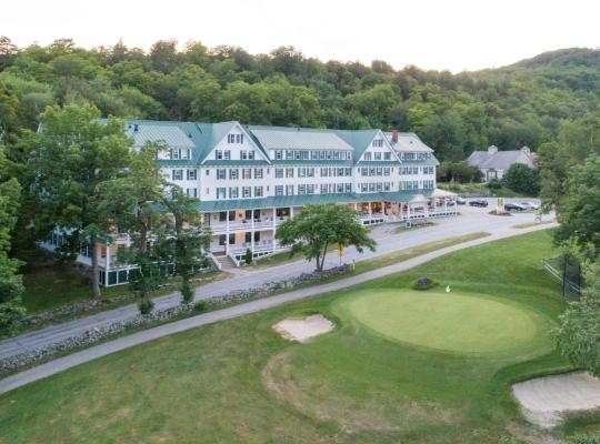 Hotel bilder: Eagle Mountain House and Golf Club