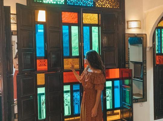 ホテルの写真: Riad Tamarrakecht