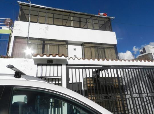 Hotelfotos: CASA COMUNAL HUANCA LAGO VERDE