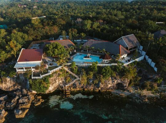 Hotellet fotos: Cliffside Resort