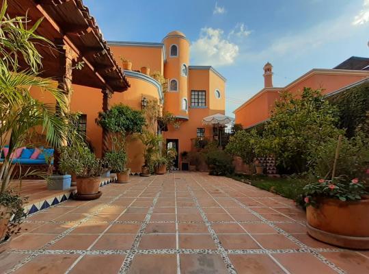 Фотографії готелю: Casa Frida B&B