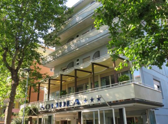 ホテルの写真: Hotel Solidea