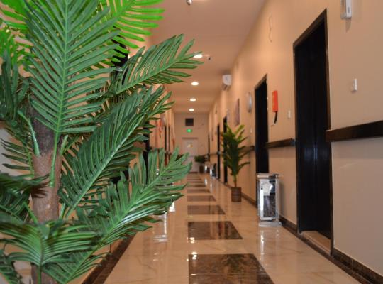 Otel fotoğrafları: شقق ضيافة الرمال للوحدات السكنيه المفروثه