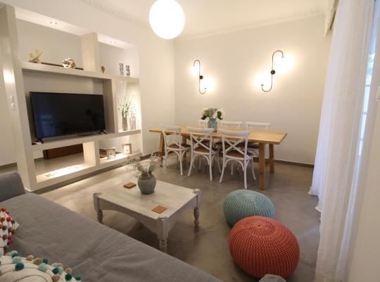 Hotel fotografií: Apartment Kallithea