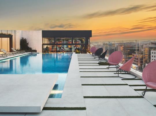 Otel fotoğrafları: Grand Hyatt Athens
