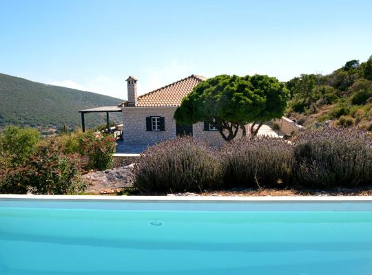 Hotel foto 's: Urania Luxury Villa Geofos