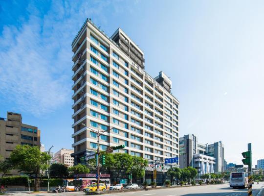 Képek: Taipei Garden Hotel