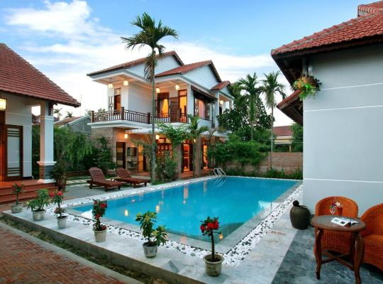Képek: The Hoi An Orchid Garden Villas