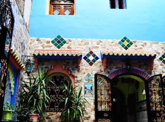 Φωτογραφίες του ξενοδοχείου: Hotel Casa Khaldi