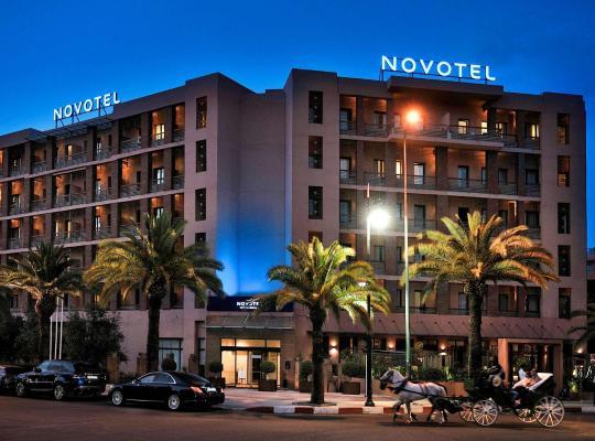 Otel fotoğrafları: Novotel Marrakech Hivernage