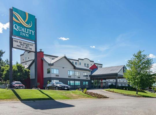 Hotel photos: Quality Inn Kamloops
