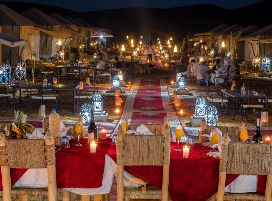 Hotel fotografií: Merzouga Dunes Luxury Camps