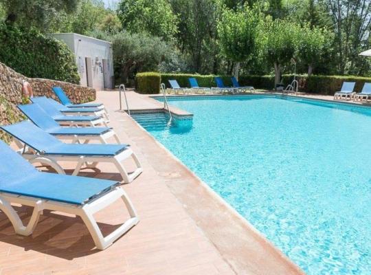 Otel fotoğrafları: Hotel Villa de Laujar de Andarax
