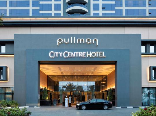 Viesnīcas bildes: Pullman Dubai Creek City Centre