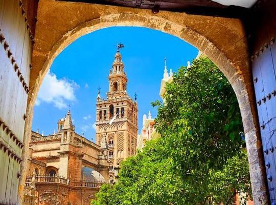 Хотел снимки: Hub Hostel Seville