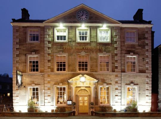 Fotos de Hotel: The Greyhound Hotel Cromford