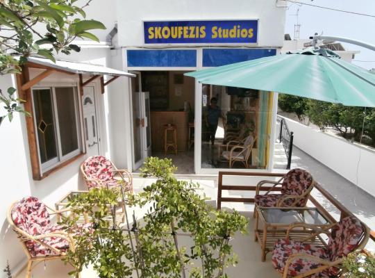 Фотографии гостиницы: Skoufezis Studios