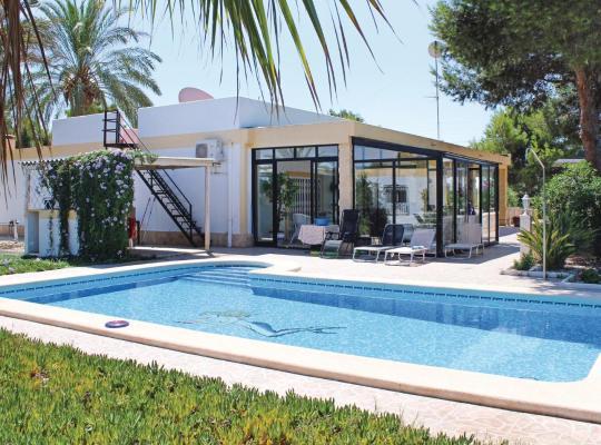 صور الفندق: Four-Bedroom Holiday home Crevillente with an Outdoor Swimming Pool 06