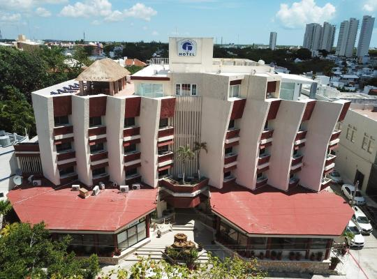 Φωτογραφίες του ξενοδοχείου: Hotel Plaza Kokai Cancún