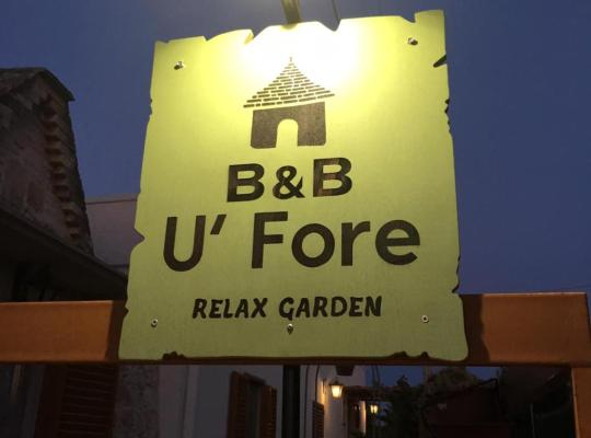 酒店照片: U' Fore B&B Relax garden