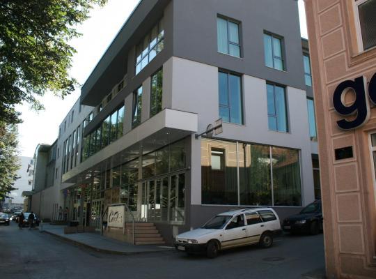 รูปภาพจากโรงแรม: Hotel Franca