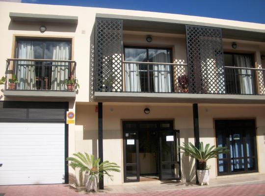 ホテルの写真: Aparthotel Triana II