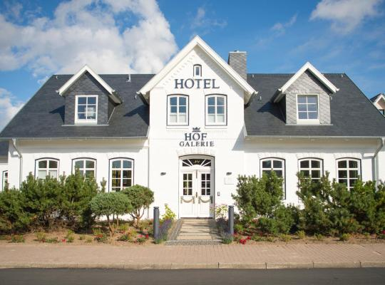 Hotelfotos: Hotel Hof Galerie