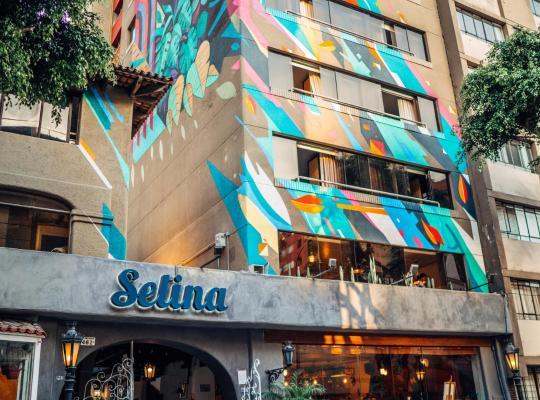 Хотел снимки: Selina Miraflores Lima