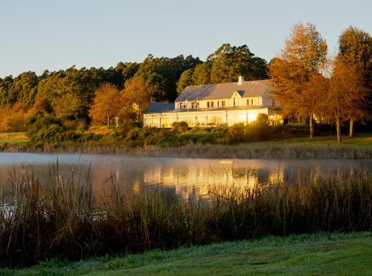 Хотел снимки: Gowrie Golf Lodge
