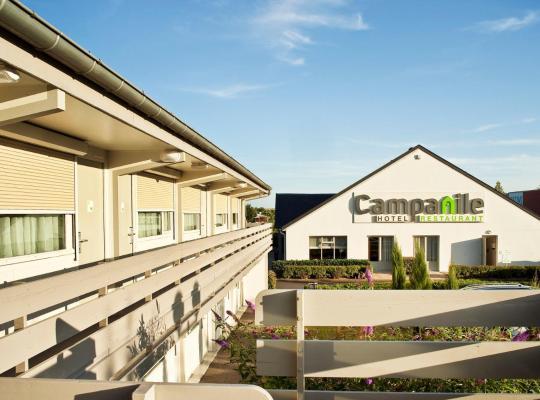 รูปภาพจากโรงแรม: Campanile Cergy-Pontoise