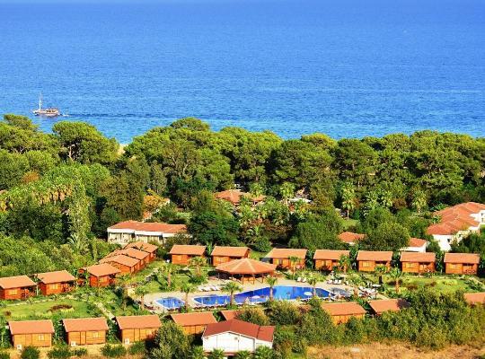 酒店照片: Cirali Hotel Odile