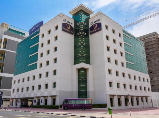 Képek: Premier Inn Dubai Silicon Oasis