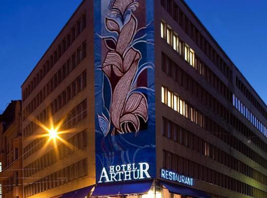 Hotel fotografií: Hotel Arthur