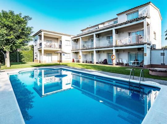 Hotellet fotos: Apartamentos Sunway Tara