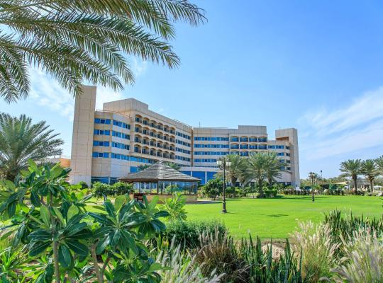 Hotel fotografií: Danat Jebel Dhanna Resort