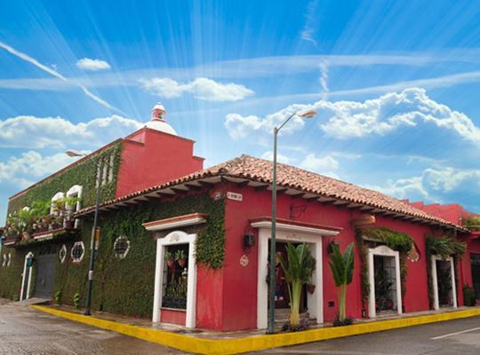 Fotografii: Hotel Boutique Casona Maya Mexicana