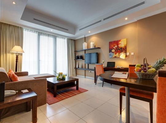 Viesnīcas bildes: Abidos Hotel Apartment Al Barsha