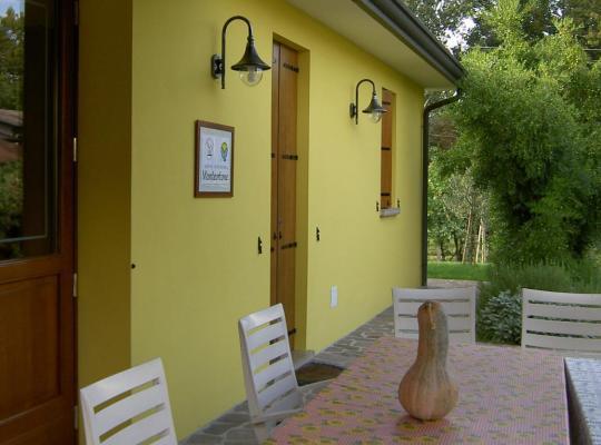 होटल तस्वीरें: Agriturismo Monteortone