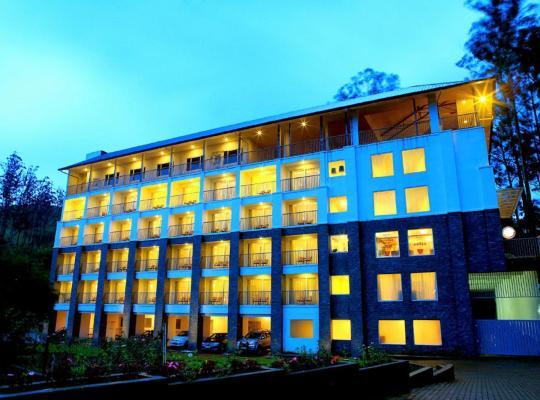 Hotel Valokuvat: Eastend Munnar