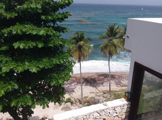 Fotos de Hotel: Casa con vista al mar
