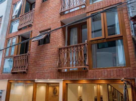 Hotellet fotos: Hotel La Cabaña MachuPicchu
