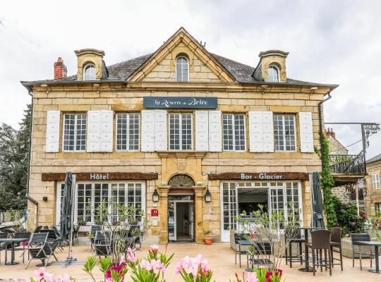 Фотографии гостиницы: Hôtel La Réserve de Brive