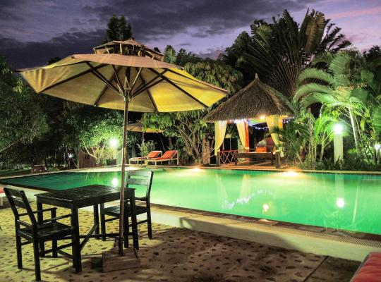 Фотографії готелю: Kep Malibu Bungalows